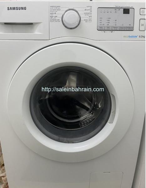Washing machine Samsung 6KG