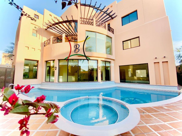 LUXURIOUS #VILLA AT ITS #FINEST ! 4 BEDROOM #VILLA WITH #PRIVATE #POOL